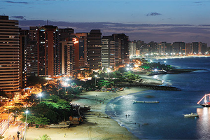 Fortaleza city